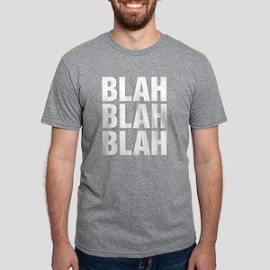 Blah Blah Blah White T-Shirt