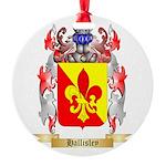 Hallisley Round Ornament