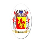 Hallisley 20x12 Oval Wall Decal