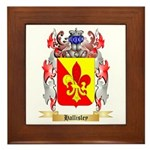 Hallisley Framed Tile