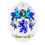 Hallinan Ornament (Oval)