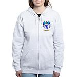 Hallighan Women's Zip Hoodie