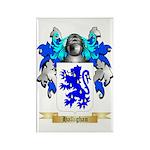Hallighan Rectangle Magnet (100 pack)