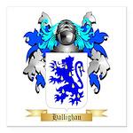 Hallighan Square Car Magnet 3