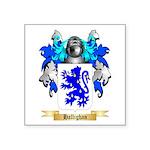 Hallighan Square Sticker 3
