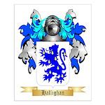 Hallighan Small Poster