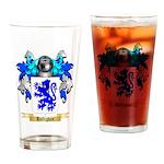 Hallighan Drinking Glass