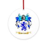 Hallighan Ornament (Round)