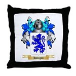 Halligan Throw Pillow
