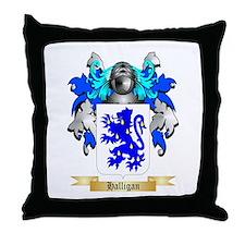 Halligan Throw Pillow
