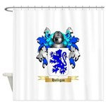 Halligan Shower Curtain
