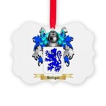 Halligan Picture Ornament