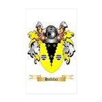 Hallifax Sticker (Rectangle 50 pk)