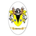 Hallifax Sticker (Oval 50 pk)