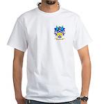 Halley White T-Shirt