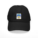 Halley Black Cap