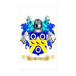 Halley Sticker (Rectangle 50 pk)