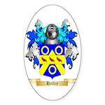Halley Sticker (Oval 50 pk)