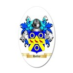 Halley 35x21 Oval Wall Decal