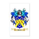 Halley 20x12 Wall Decal