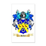 Halley 35x21 Wall Decal