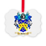 Halley Picture Ornament