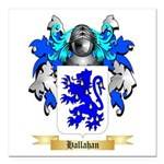 Hallahan Square Car Magnet 3