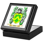 Hall Keepsake Box