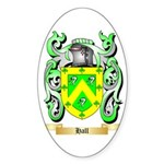 Hall Sticker (Oval 50 pk)