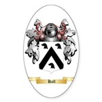Hall 2 Sticker (Oval 10 pk)