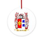 Halik Ornament (Round)
