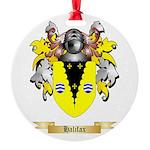 Halifax Round Ornament
