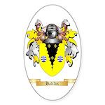 Halifax Sticker (Oval)