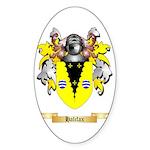 Halifax Sticker (Oval 50 pk)