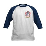 Haliday Kids Baseball Jersey