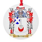 Haliday Round Ornament