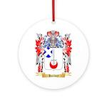 Haliday Ornament (Round)