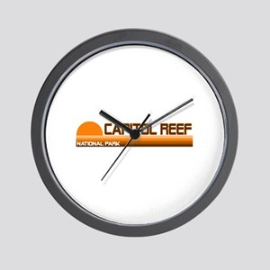 Capitol Reef National Park Wall Clock