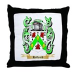 Halfyard Throw Pillow