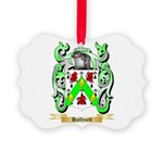Halfyard Picture Ornament