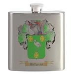 Halfpenny Flask