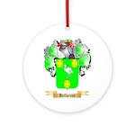 Halfpenny Ornament (Round)