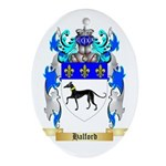 Halford Ornament (Oval)
