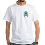 Halfhide White T-Shirt