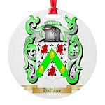 Halfacre Round Ornament