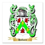 Halfacre Square Car Magnet 3