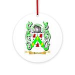 Halfacre Ornament (Round)