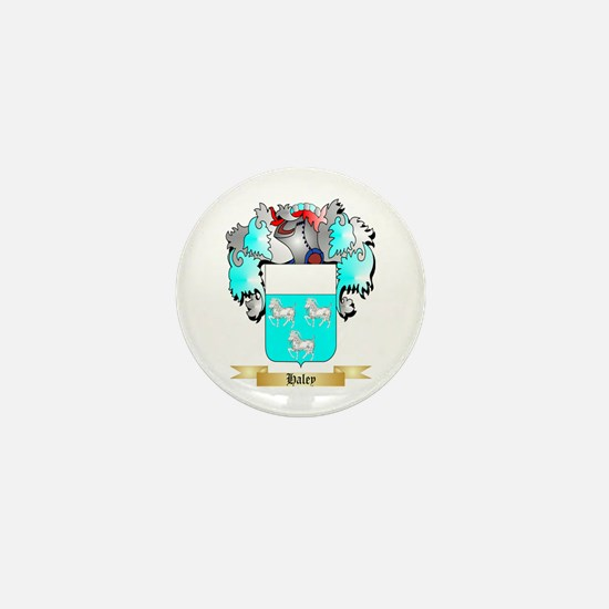 Haley Mini Button