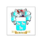 Haley Square Sticker 3