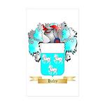 Haley Sticker (Rectangle 50 pk)